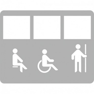 Symbole place réservée