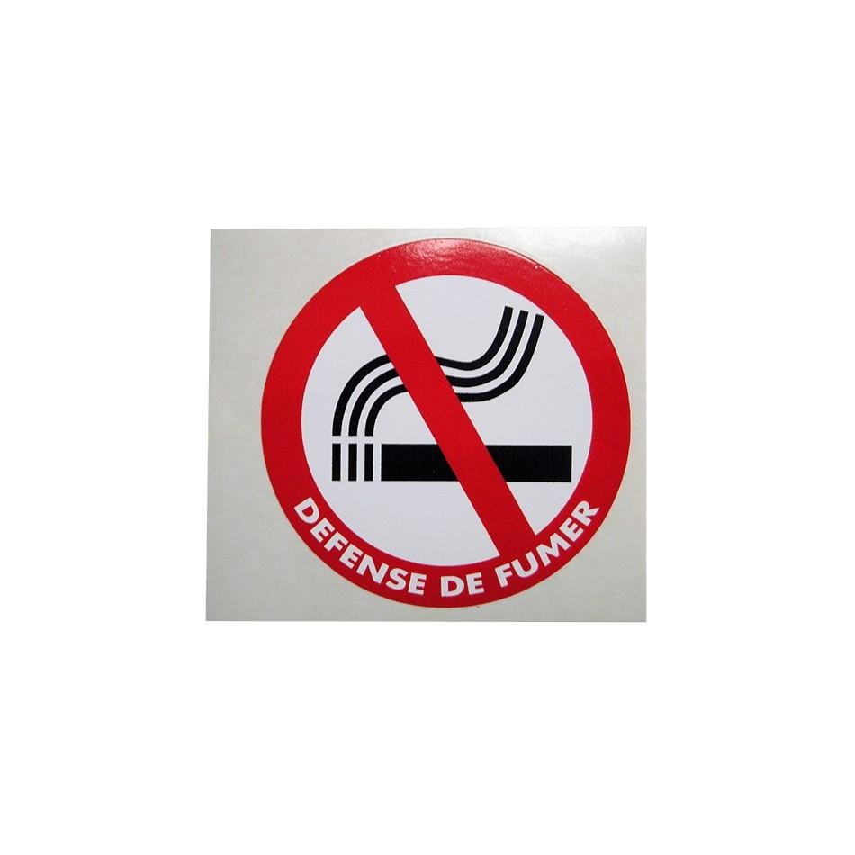 D Fense De Fumer Mfr Equipement Autocars Autobus