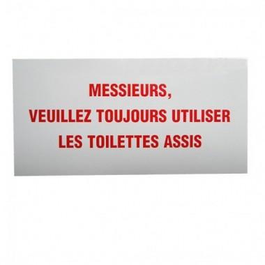 Utilisation Toilettes
