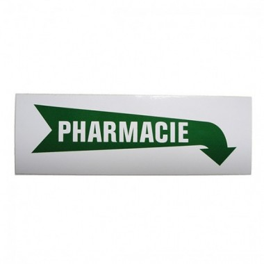 Flèche Pharmacie