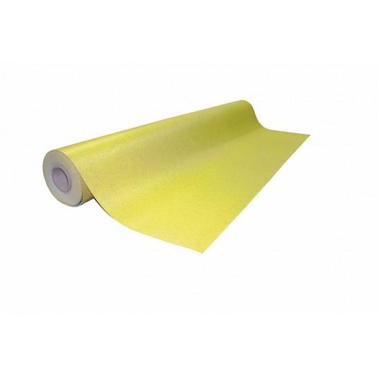 Revêtement de sol jaune de sécurité