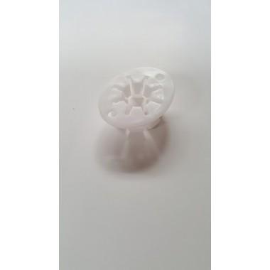 Insert plastique blanc