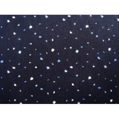 Velours Bleu Nuit