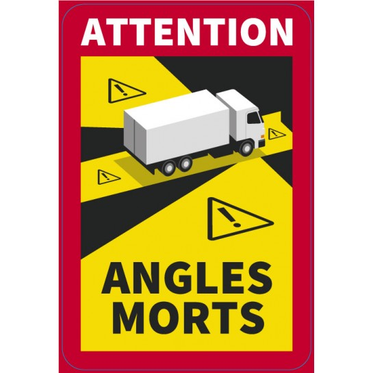 ANGLES MORTS CAMIONS